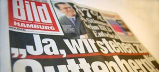 'Bild' und Guttenberg: Der treueste Freund des Volksministers / stern.de / 24.2.11
