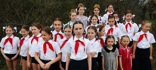 Krim: Der erste russische Frühling
