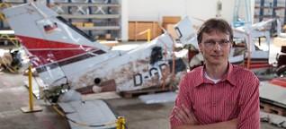 Flugzeugabsturz: Die unbekannten Unfallforscher aus Braunschweig