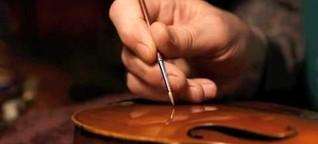 Audio-Slideshow: Der Geigenbauer