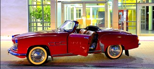 Auch im Osten wurden tolle Autos gebaut