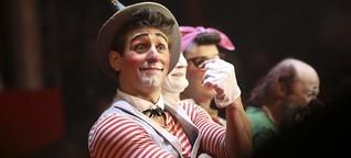 Circus Roncalli in Luxemburg: Eine Gemeinschaft für das Leben