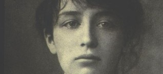 Bildhauerin - Camille Claudel - ihrer Zeit weit voraus