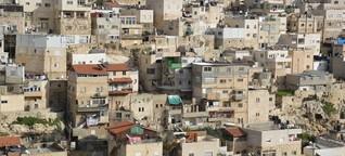 Territorialkonflikt in Ostjerusalem: Mein Nachbar, der Eindringling