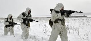 Arktis: Russland setzt auf Militär-Präsenz