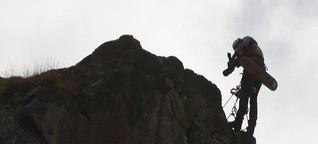 Die weltbesten Kletterer vor der Linse | euromaxx | DW.DE | 30.01.2015