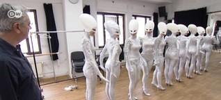 Euromaxx direkt: Showtime 02 - Die ersten Proben | Euromaxx | 21.10.2014