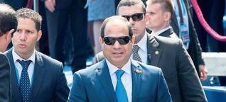 Schuss vor den Bug für Millionen Ägypter
