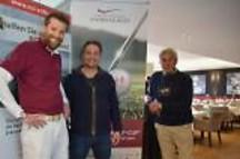 1. Andreas Köpf-Cup: Golfen für den guten Zweck - 5490 Euro für die NCL-Stiftung