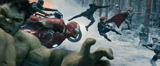 Avengers: Age of Ultron Review - Popcorn, süß und salzig