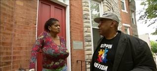 USA: Baltimore nach den Ausschreitungen