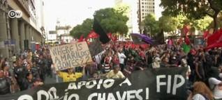 Telefonschalte aus Rio de Janeiro | DW | 07.02.2014