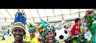 Kick off! Football-Special: Countdown to Brazil / Reportage ab 18:30 min