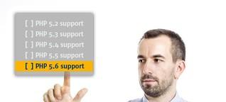 So installieren Sie alternative PHP-Versionen auf Ihrem Server