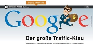 Google und der große Traffic-Klau