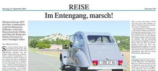 Im Entengang, marsch!