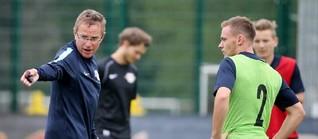 RB Leipzig: So verlief Ralf Rangnicks Rückkehr auf den Rasen