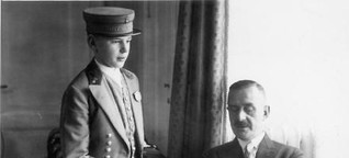Der Bruch des Thomas Mann