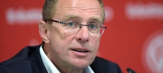 Ralf Rangnick wird neuer Trainer von RB Leipzig