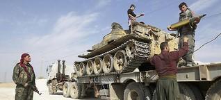 Assad profitiert von Al Kaida -  tagesschau.de