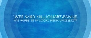 """Wer wird Millionär""-Panne im Social Media | News | GfN mbH"