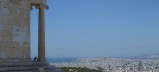 Das Volk von Athen (hat in seiner unendlichen Weisheit verfügt)