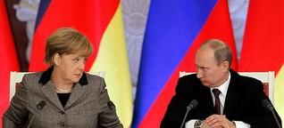 Empfehlung an die EU: Zuckerbrot statt Peitsche im Ukraine-Konflikt