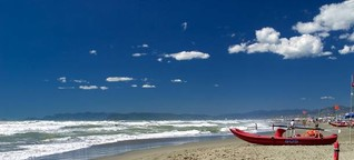 Strandurlaub in Mittelitalien: Traumhaft baden in der Toskana | FORUM - Das Wochenmagazin