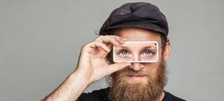"""Mit anderen Augen - Die App """"Be My Eyes"""""""