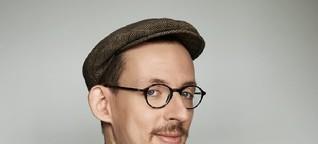 Berliner Autor : Paul Bokowski ist der Woody Allen des Wedding