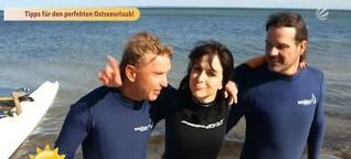 Sat.1 Frühstücksfernsehen Tipps für den perfekten Ostseeurlaub!