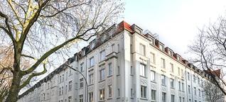 Sanierung des Schüchtermanncarrees beendet: Wohnqualität lockt Mieter mit guten Einkommen in die Nordstadt