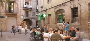 Barcelona, der Massentourismus und die Neuen im Rathaus