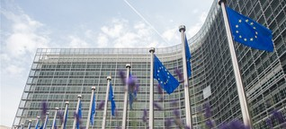 Leben im Brüsseler Europaviertel