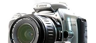 Digitale Spiegelreflexkameras: Spieglein, Spieglein …