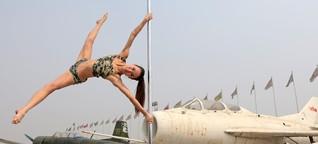 Pole-Dance tut weh | eVivam