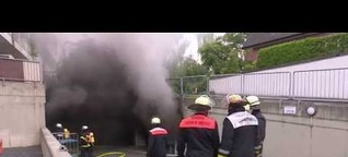 2015-08-16 Feuer in Tiefgarage