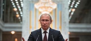 Ausschluss aus Swift-Netz: Europas Geheimwaffe gegen den Kreml
