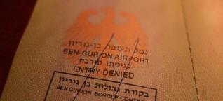 Knast statt Gaza: Mein Kurzurlaub in einem israelischen Abschiebegefängnis