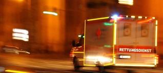 Schnelle Hilfe bei Schlaganfall : Herr Appelt kommt zurück