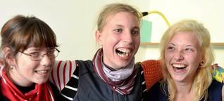 Get Lucky - wie eine Behinderte ihr Elternhaus verlässt