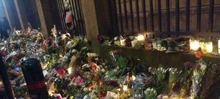 Kopenhagen nach dem Anschlag: Hinfallen, Krone richten, weitergehen