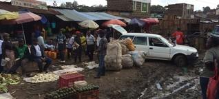 Mobile Pay: In Kenia bezahlt jeder mit dem Handy oder Smartphone