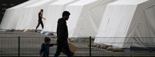Asylbewerber in Deutschland: Wer an der Flüchtlingskrise verdient