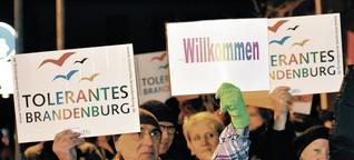 Fremdenfeindlichkeit in Oranienburg: Bürger gegen Bürger