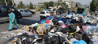Der libanesische Staat im Würgegriff