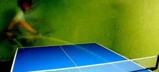 Kann ein Roboter Tischtennis spielen?