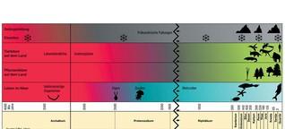 Die großen fünf Massenaussterben