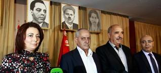Eine Mahnung an Tunesiens Regierende