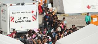 Gewalt zwischen Flüchtlingen ist leidvoller Alltag